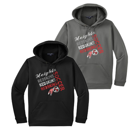 Heights Soccer Performance Hoodie