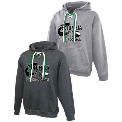 Columbia Youth Football Lace Hoodie
