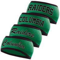 Columbia Youth Football Ladies Headband