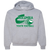 Columbia Youth Football Hoodie - Athletic Heather