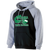 Columbia Youth Football Banner Hoodie - Black/Athletic Heather