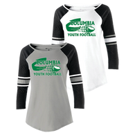 Columbia Youth Football Ladies Loyalty LS Tee