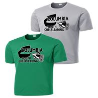 Columbia Youth Cheer Performance Tee