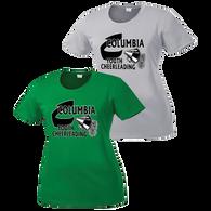 Columbia Youth Cheer Ladies Performance Tee