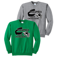 Columbia Youth Cheer Crewneck