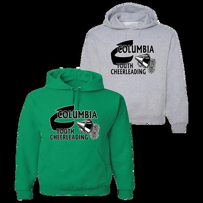 Columbia Youth Cheer Hoodie