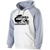 Columbia Youth Cheer Banner Hoodie - White Athletic Heather