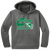 Columbia Youth Cheer Performance Hoodie - Dark Smoke Grey