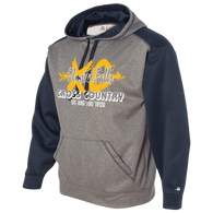 OFMS Cross Country Sport Heather Hoodie
