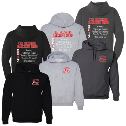 Cuyahoga Hts Marching Band Hoodie