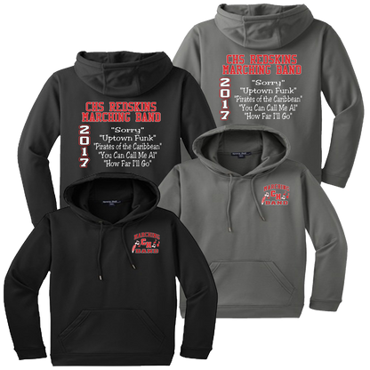 Cuyahoga Hts Marching Band Performance Hoodie