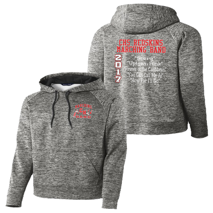Cuyahoga Hts Marching Band Performance Electric Hoodie