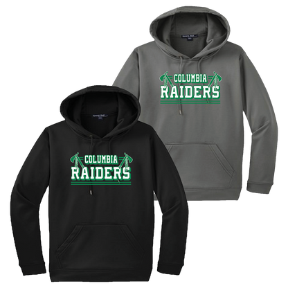 Columbia Raiders Performance Hoodie