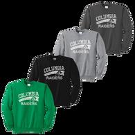 Columbia Raiders Crewneck