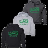 Columbia Raiders Hoodie