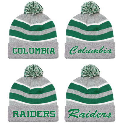 Columbia Raiders Beanie