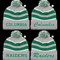 Columbia Raiders Beanie