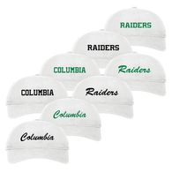 Columbia Raiders Adjustable Cap