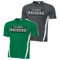 Columbia Raiders Colorblock Competitor Tee