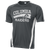 Columbia Raiders Colorblock Competitor Tee - Iron Grey/White