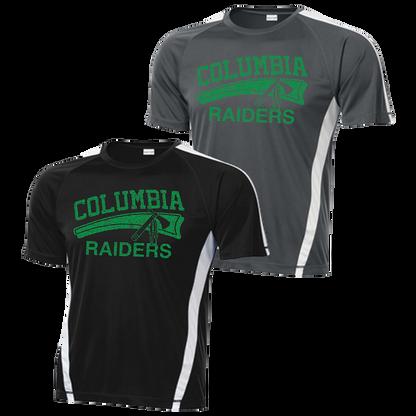 Columbia Raiders Colorblock Competitor Tee