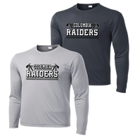 Columbia Raiders Performance Tee LS
