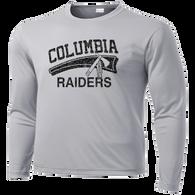 Columbia Raiders Performance LS Tee