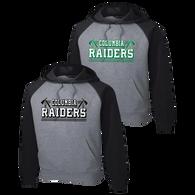 Columbia Raiders Colorblock Hoodie