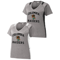Columbia Raiders Ladies Colorblock Contender Tee