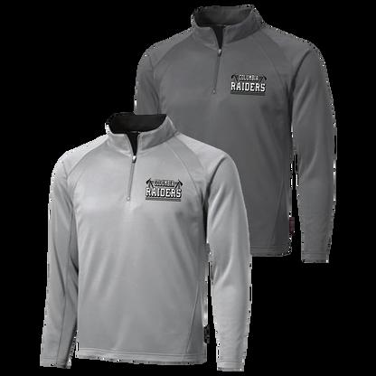 Columbia Raiders 1/4 Zip Pullover
