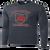 Red Devils Baseball Performance LS Tee - Iron Grey