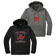 Red Devils Baseball Performance Hoodie