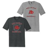 Red Devils Baseball Perfect Tee