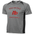 Red Devils Baseball Colorblock Contender Tee - Vintage Heather/Black
