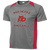 Red Devils Baseball Colorblock Contender Tee - Vintage Heather/True Red
