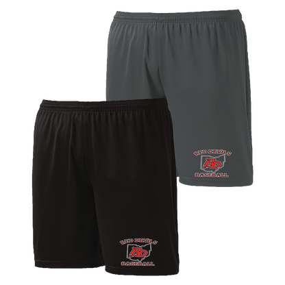 Red Devils Baseball Shorts