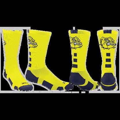 Falls Lenox Bulldogs Competitor Socks