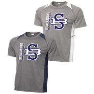 Stallions Colorblock Contender Tee