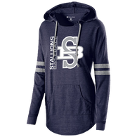 Stallions Ladies Low Key Hoodie