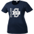 Stallions Ladies Performance Tee - Navy