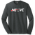 NEO Volleyball Club Perfect LS Crew Tee - Black Frost