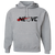 NEO Volleyball Club Hoodie - Athletic Heather