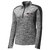 NEO Volleyball Club Ladies Electric 1/4 Zip Pullover - Black Electric/Black