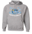 Bulldogs Swim & Dive Hoodie - Athletic Heather