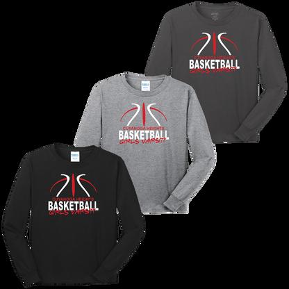 Cuyahoga Heights Girls Basketball LS Tee