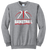 Cuyahoga Heights Girls Basketball Crewneck - Athletic Heather