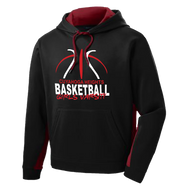 Cuyahoga Heights Girls Basketball Colorblock Hoodie