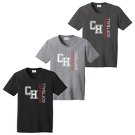 Cuyahoga Heights Softball Ladies Tee
