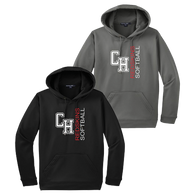 Cuyahoga Heights Softball Performance Hoodie