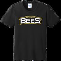 Brecksville Bees Baseball Ladies Tee